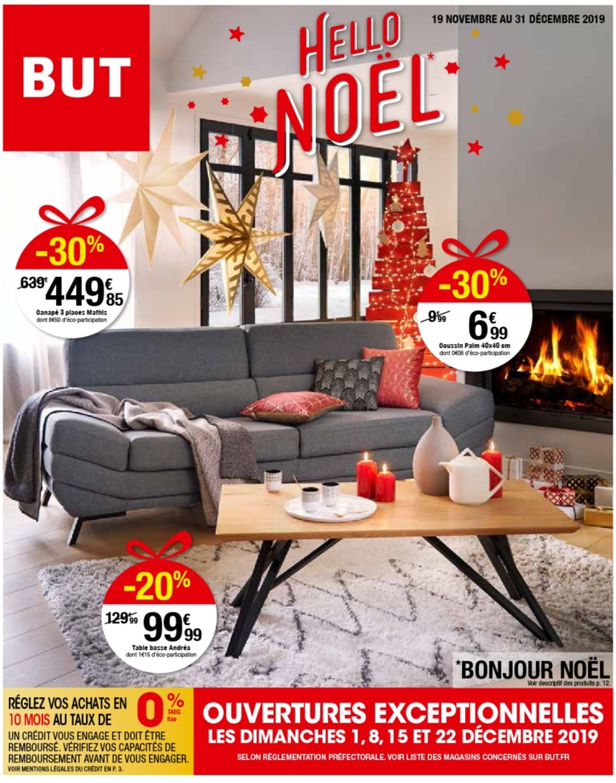 But catalogue de Noël 2019 Catalogue - 19.11-31.12.2019