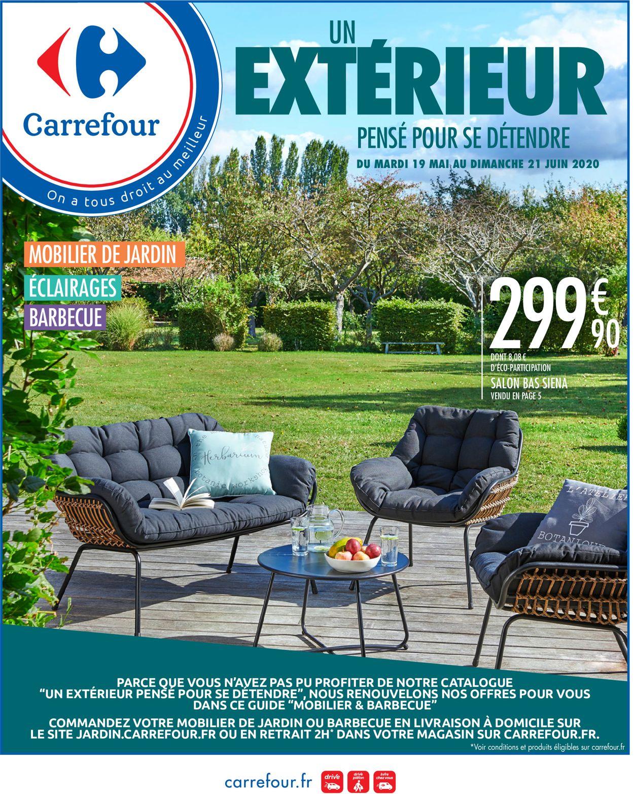 Carrefour Catalogue - 19.05-21.06.2020