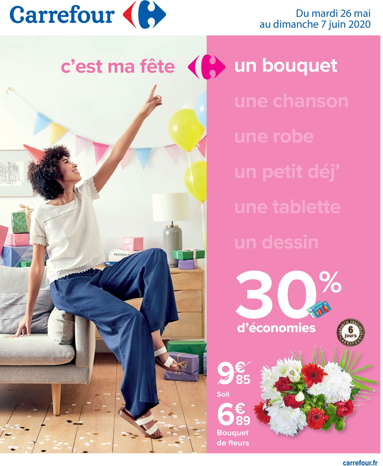Carrefour Catalogue - 26.05-07.06.2020