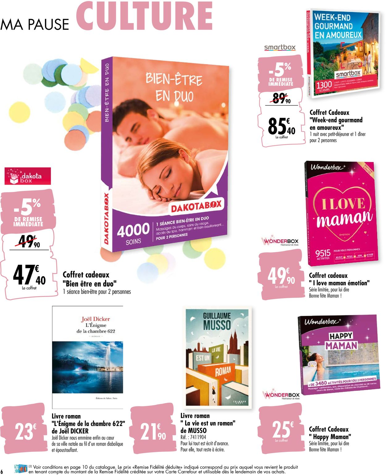 Carrefour Catalogue - 26.05-07.06.2020 (Page 6)