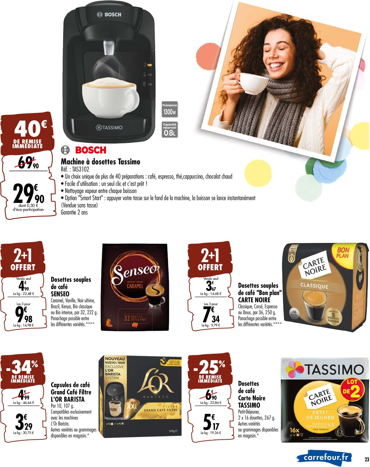 Carrefour Catalogue - 26.05-07.06.2020 (Page 23)