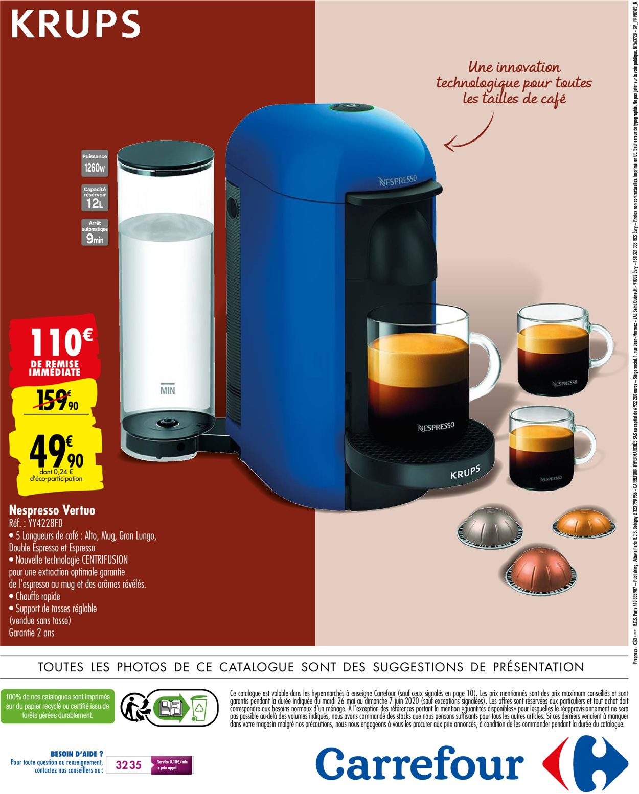Carrefour Catalogue - 26.05-07.06.2020 (Page 48)