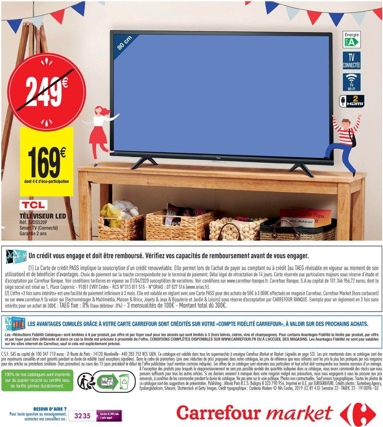 Carrefour Catalogue - 26.05-07.06.2020 (Page 64)