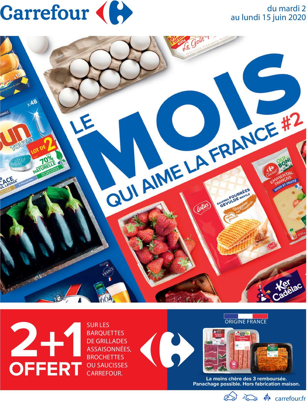 Carrefour Catalogue - 02.06-15.06.2020