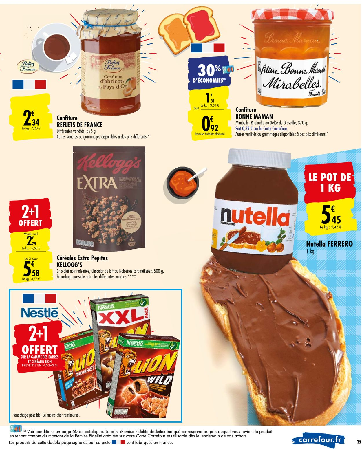Carrefour Catalogue - 02.06-15.06.2020 (Page 35)