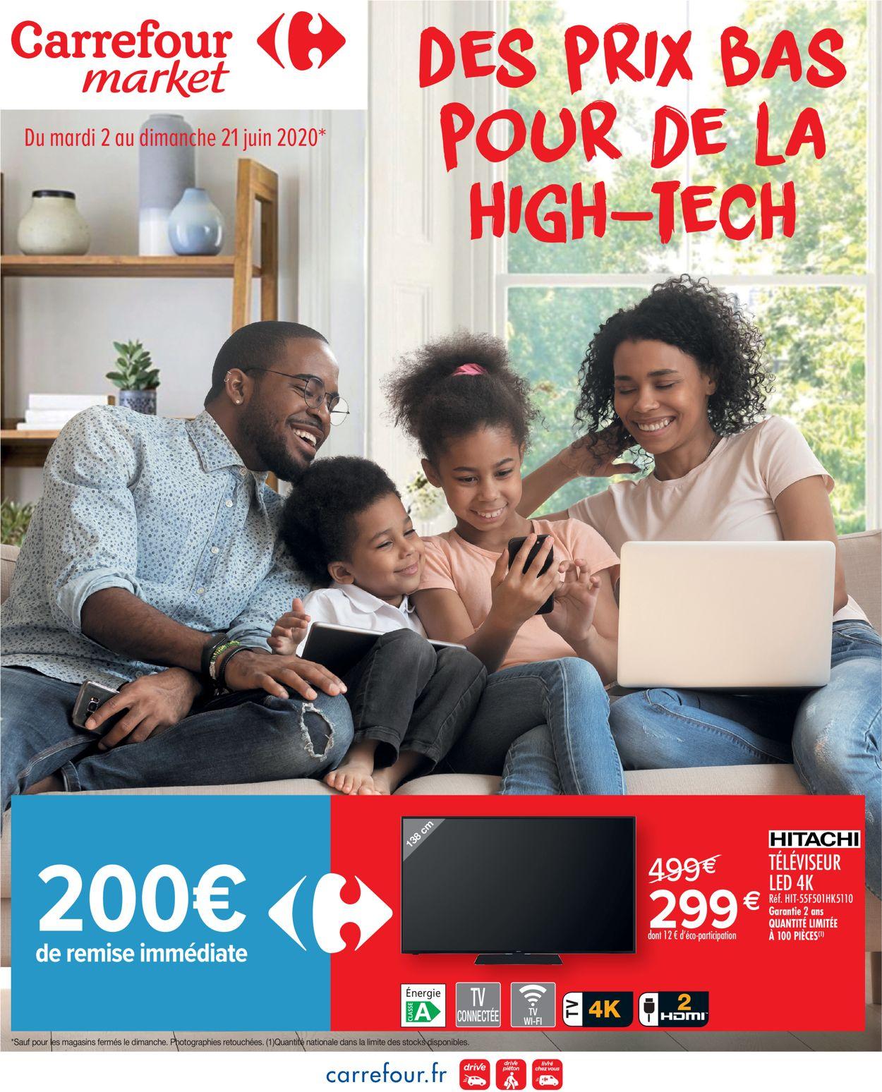 Carrefour Catalogue - 02.06-21.06.2020