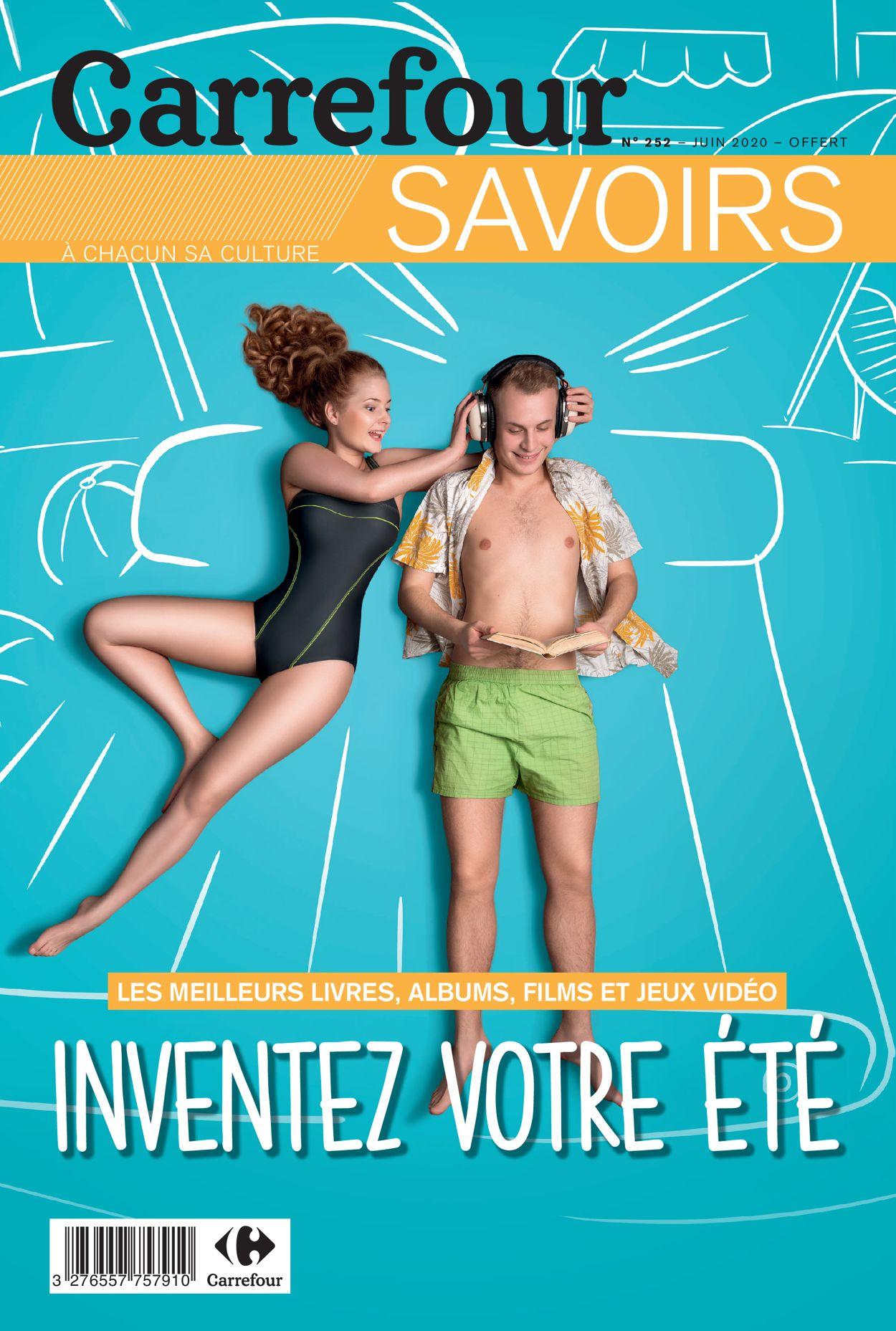 Carrefour Catalogue - 01.06-30.06.2020
