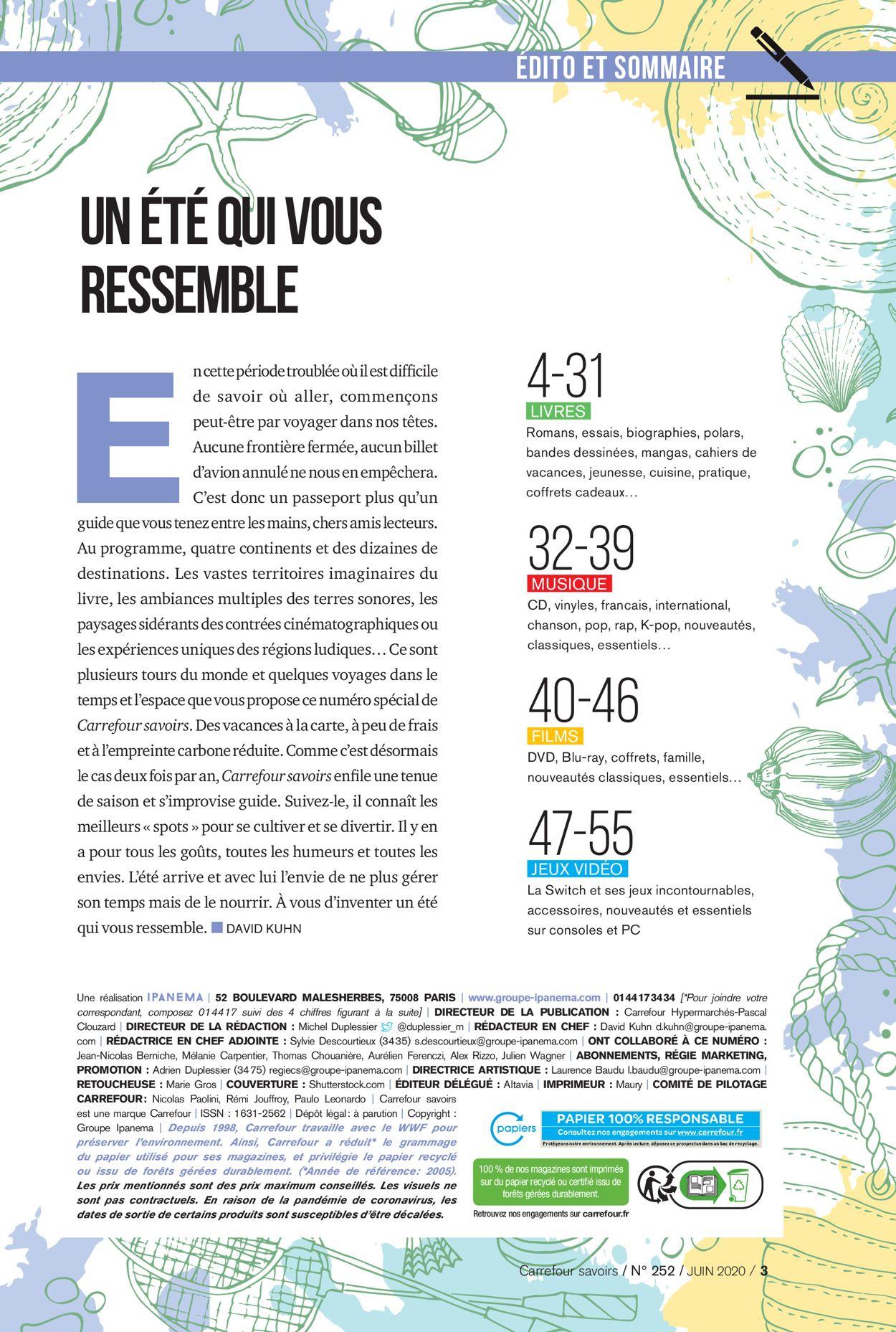 Carrefour Catalogue - 01.06-30.06.2020 (Page 3)