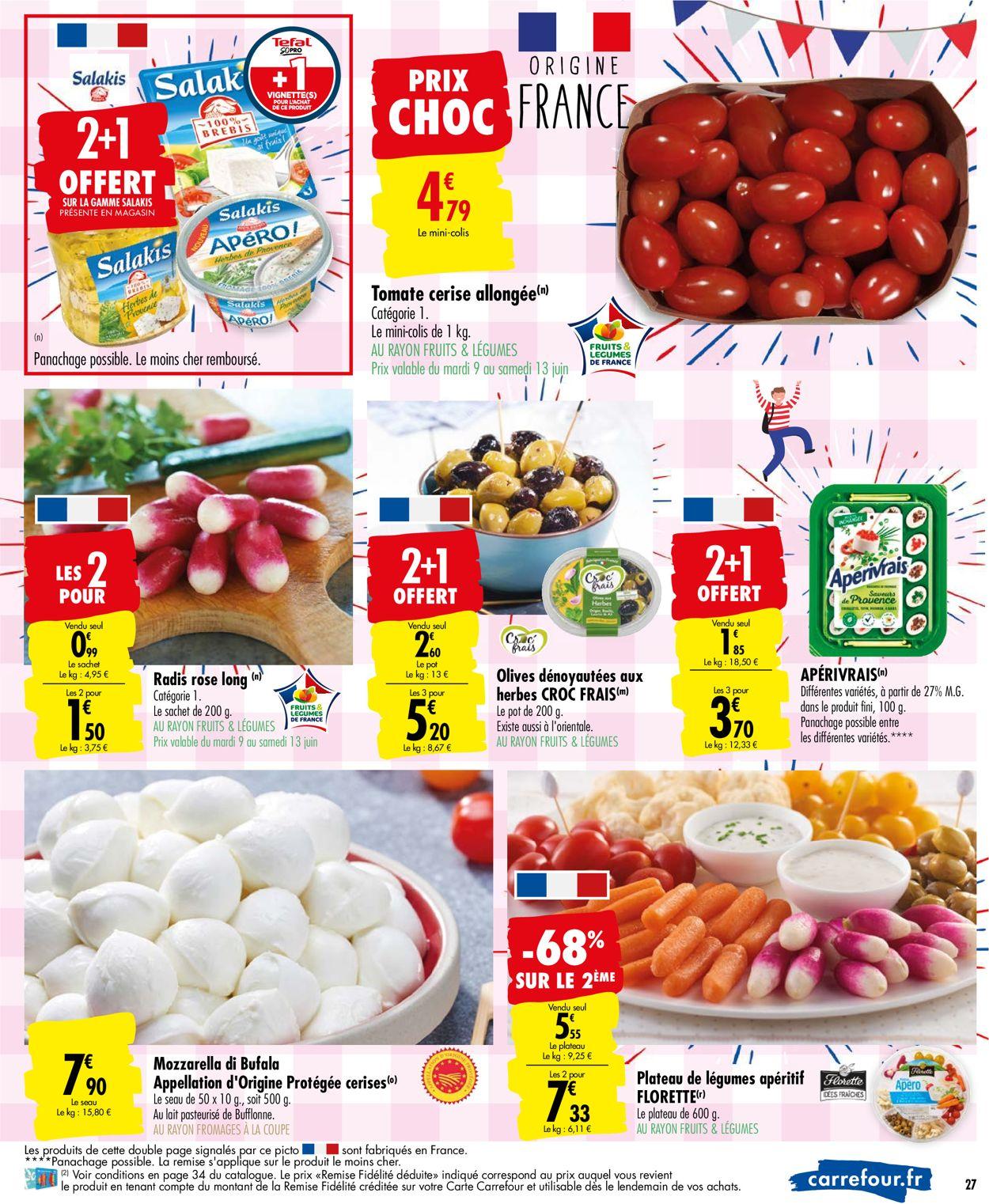 Carrefour Catalogue - 09.06-22.06.2020 (Page 27)