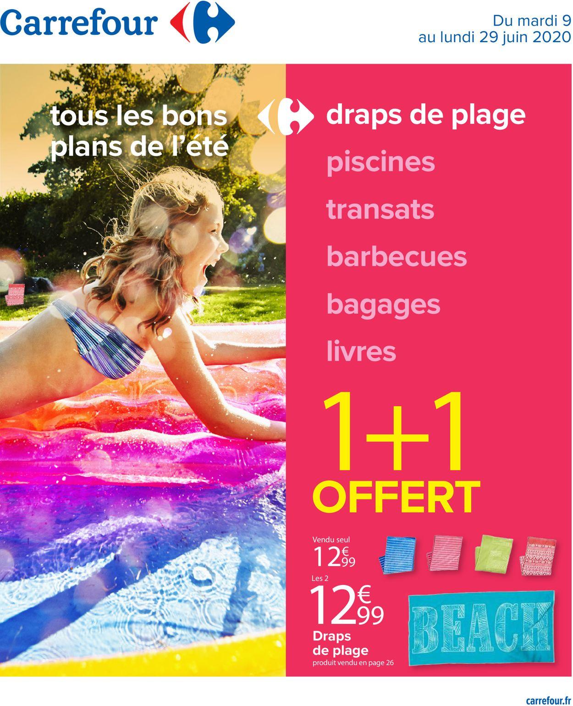 Carrefour Catalogue - 09.06-29.06.2020