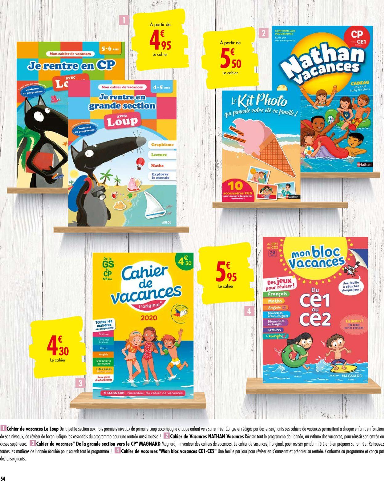 Carrefour Catalogue - 09.06-29.06.2020 (Page 54)