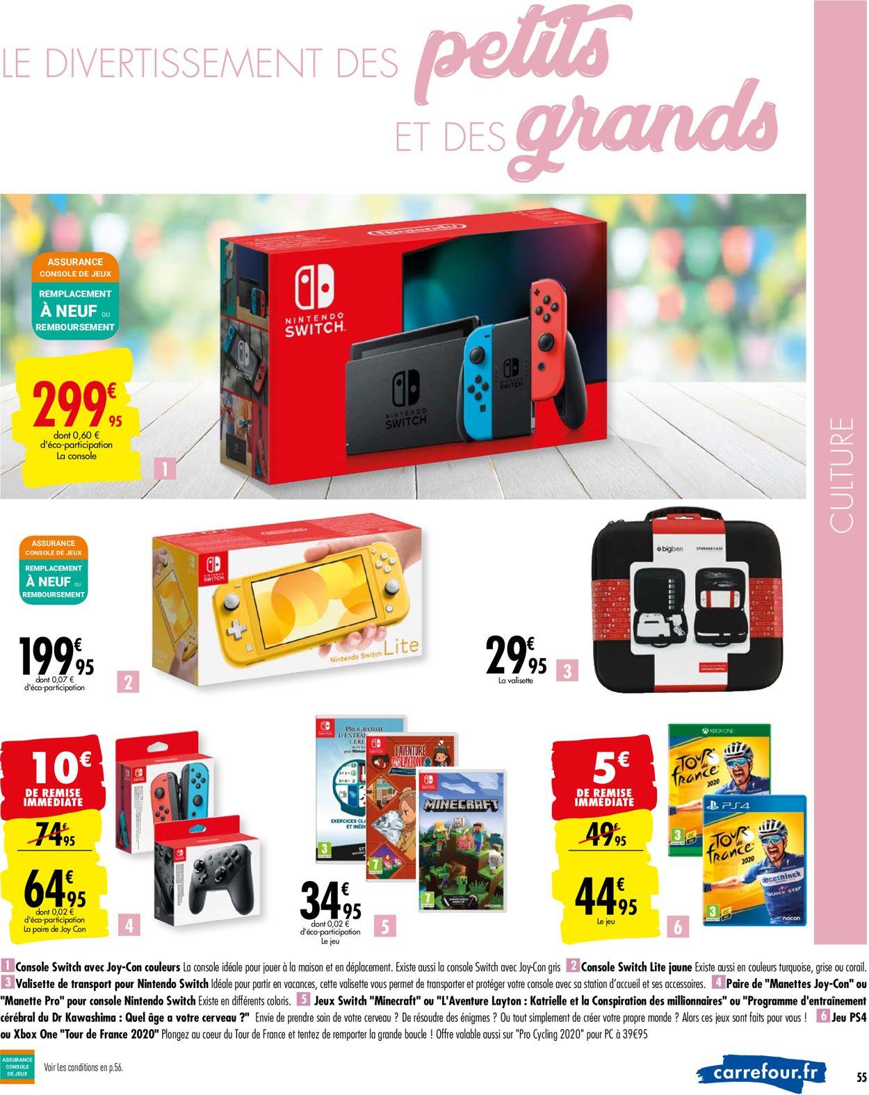 Carrefour Catalogue - 09.06-29.06.2020 (Page 55)