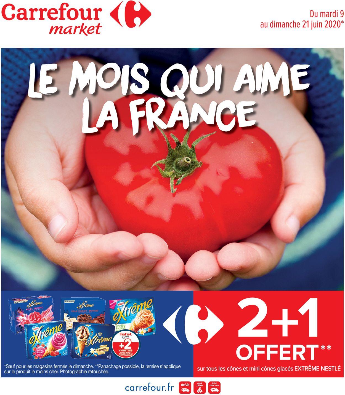 Carrefour Catalogue - 09.06-21.06.2020