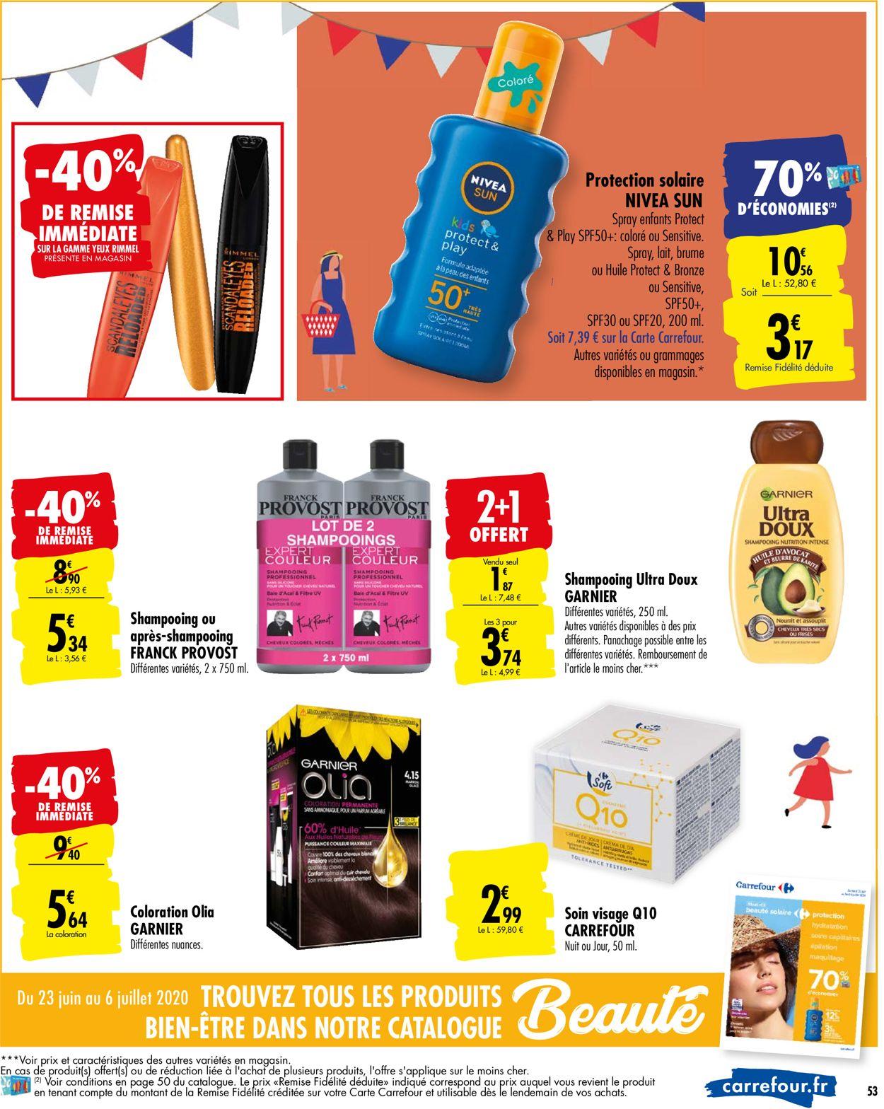 Carrefour Catalogue - 16.06-22.06.2020 (Page 55)