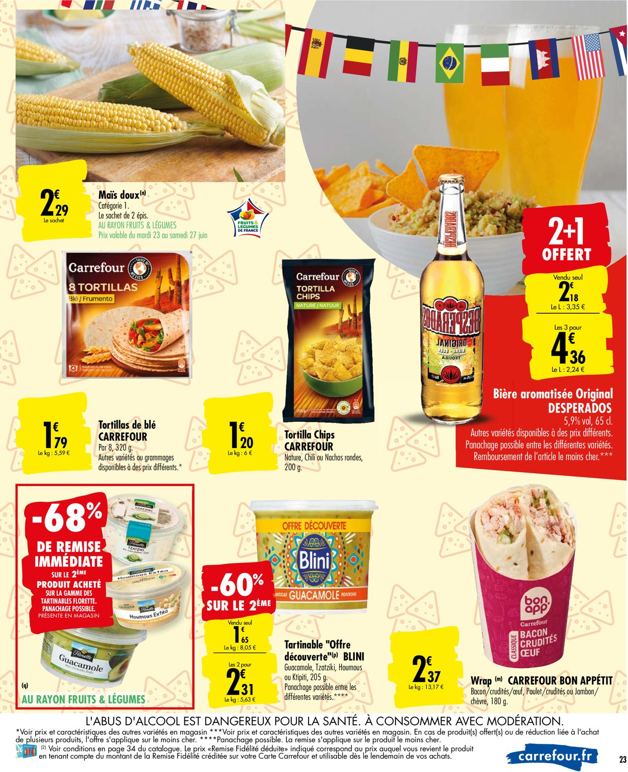 Carrefour Catalogue - 23.06-06.07.2020 (Page 23)