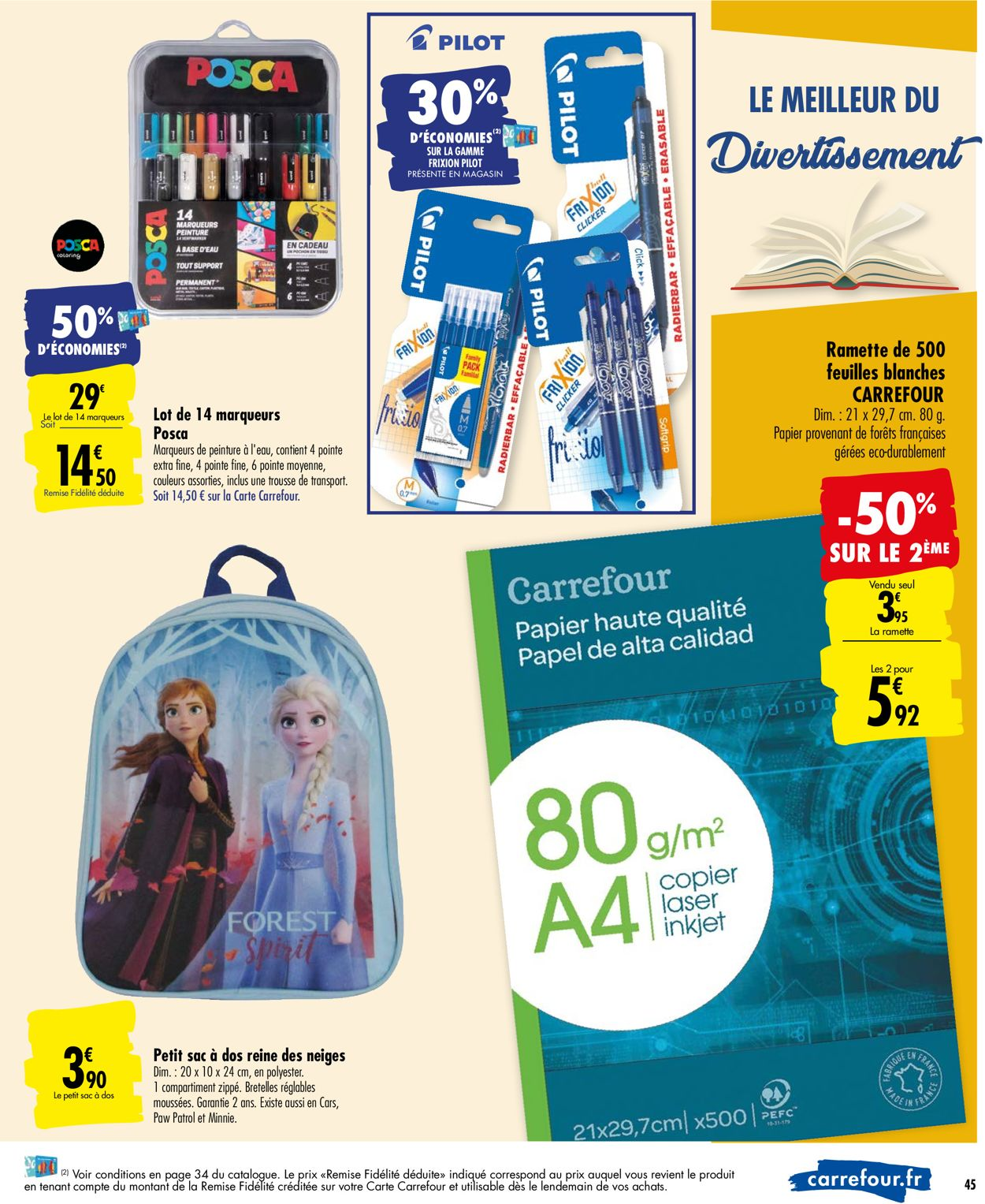 Carrefour Catalogue - 23.06-06.07.2020 (Page 45)