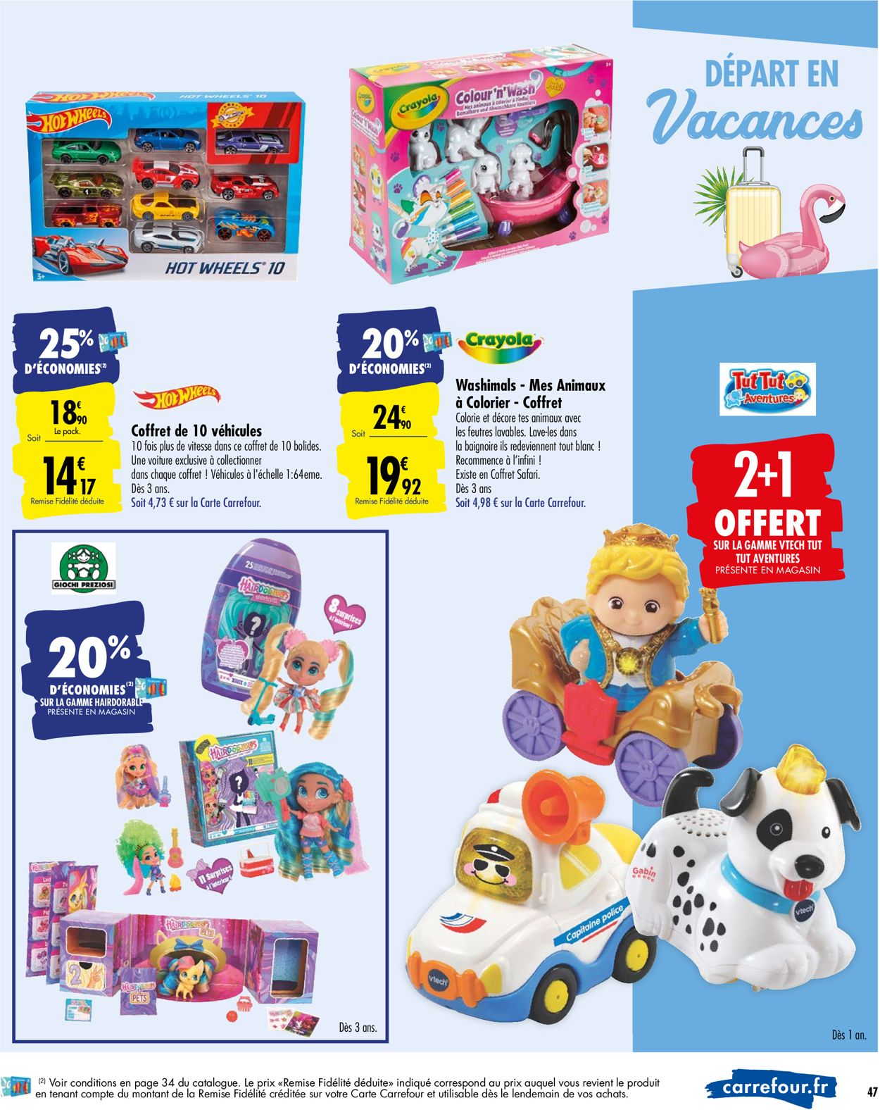 Carrefour Catalogue - 23.06-06.07.2020 (Page 47)