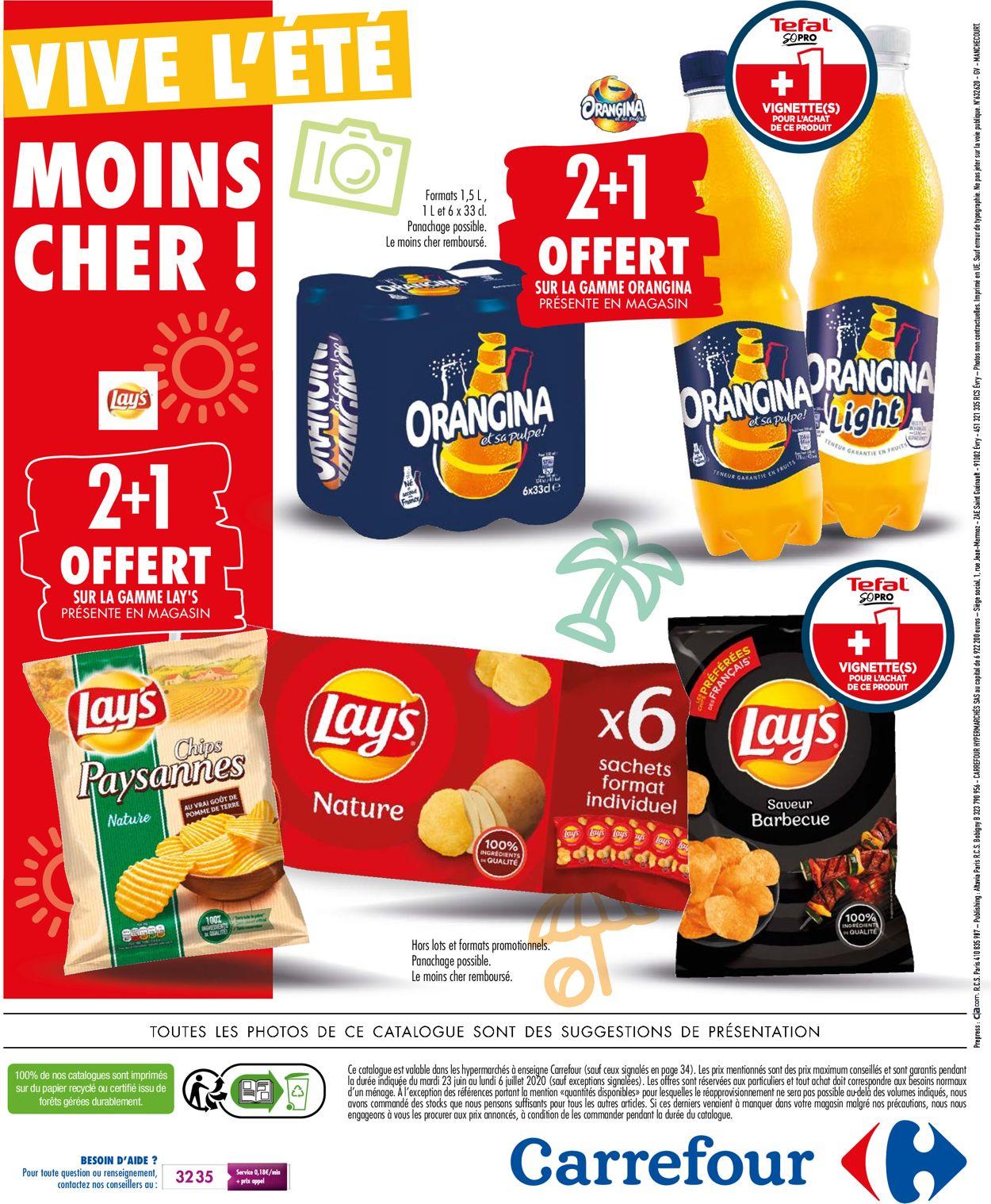 Carrefour Catalogue - 23.06-06.07.2020 (Page 53)