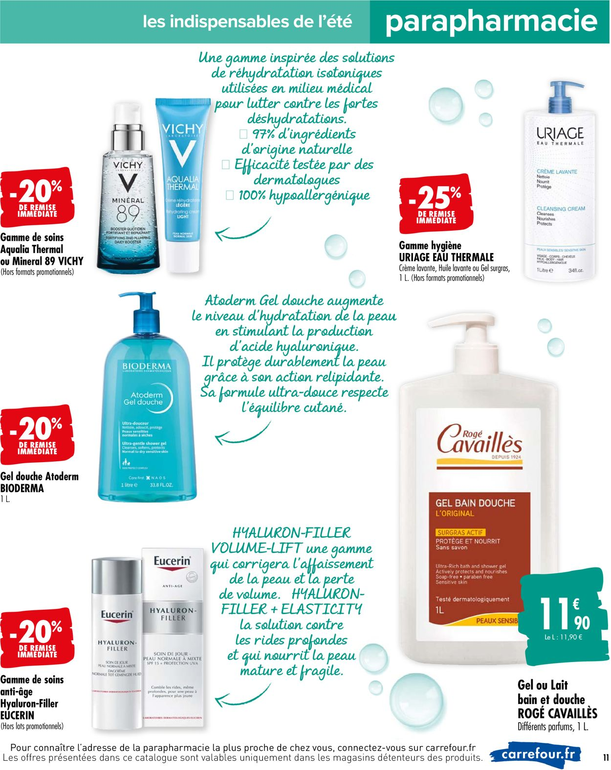 Carrefour Catalogue - 23.06-06.07.2020 (Page 11)