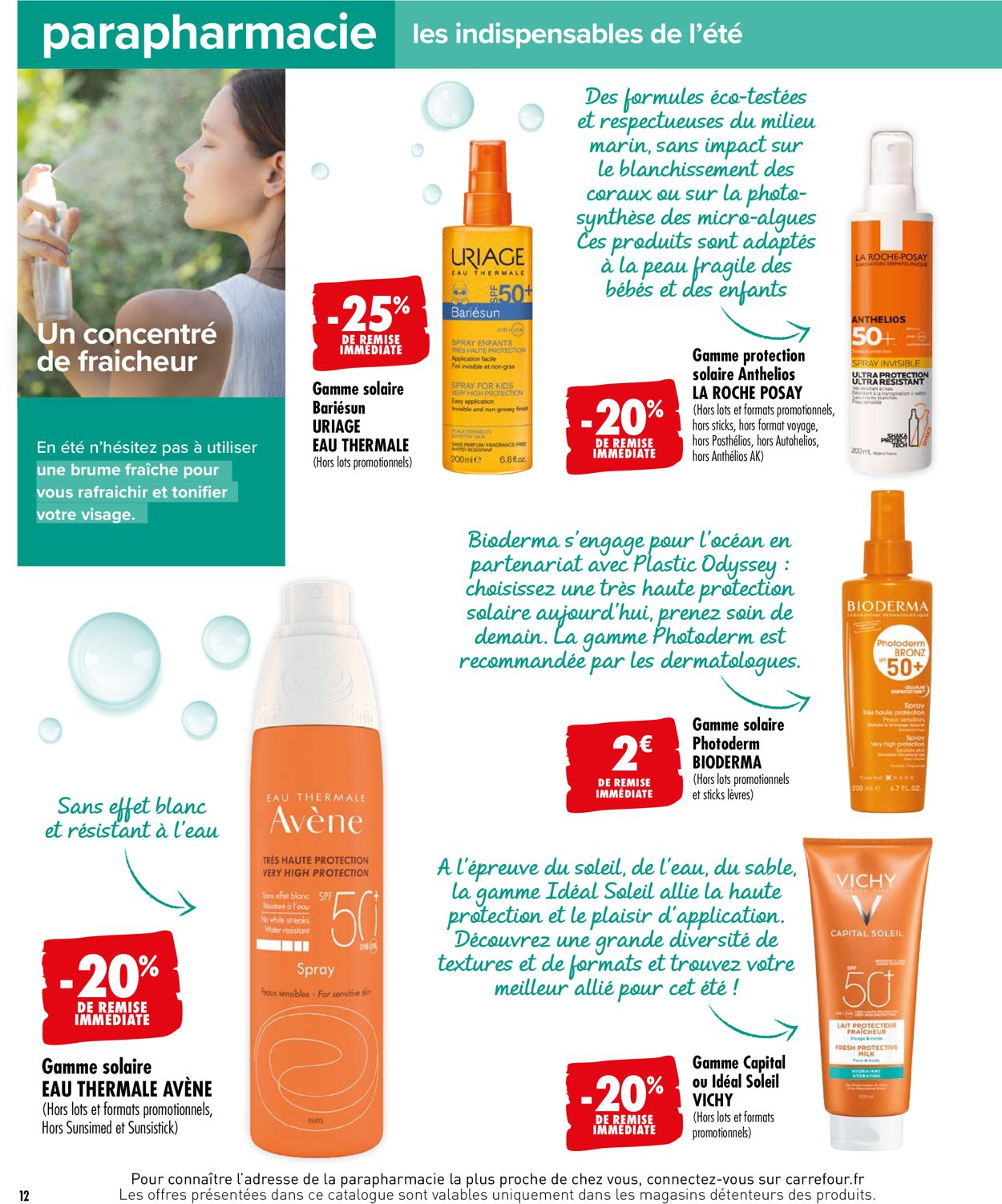 Carrefour Catalogue - 23.06-06.07.2020 (Page 12)