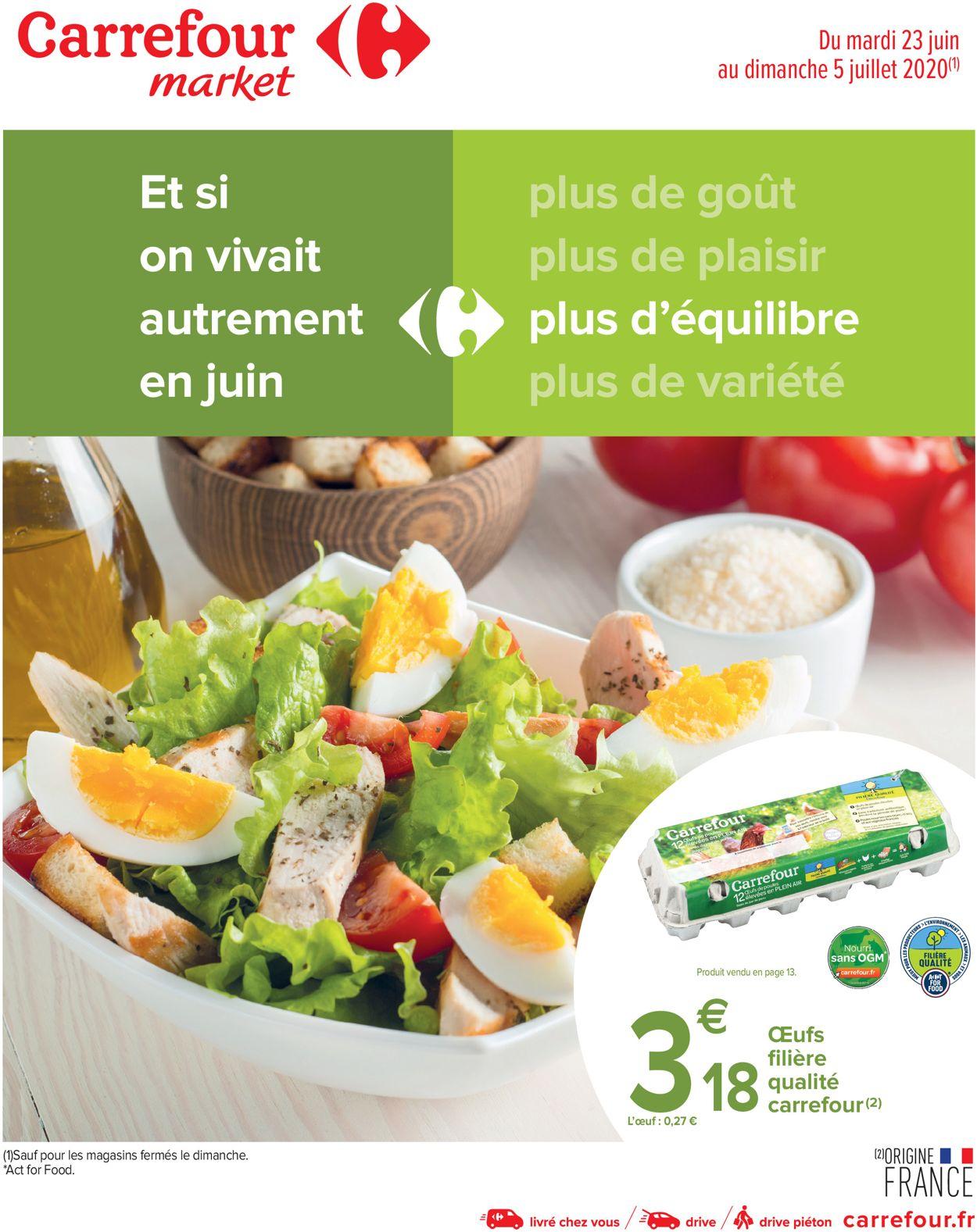 Carrefour Catalogue - 23.06-05.07.2020