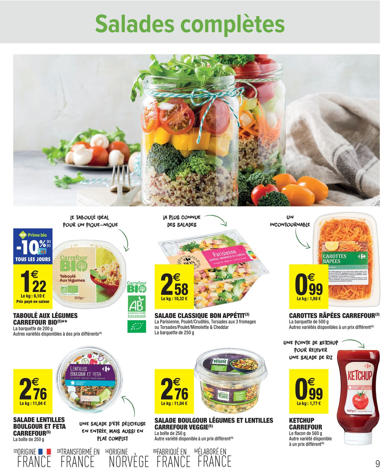 Carrefour Catalogue - 23.06-05.07.2020 (Page 9)