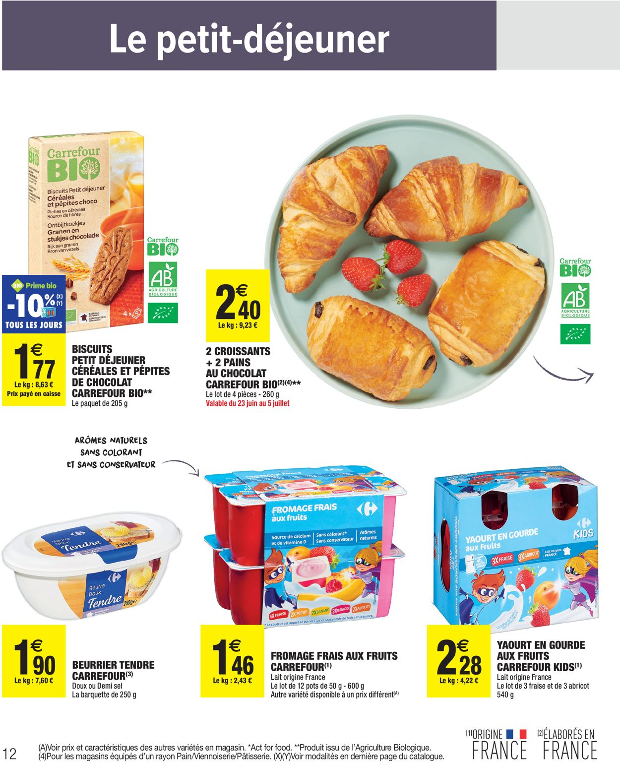 Carrefour Catalogue - 23.06-05.07.2020 (Page 12)