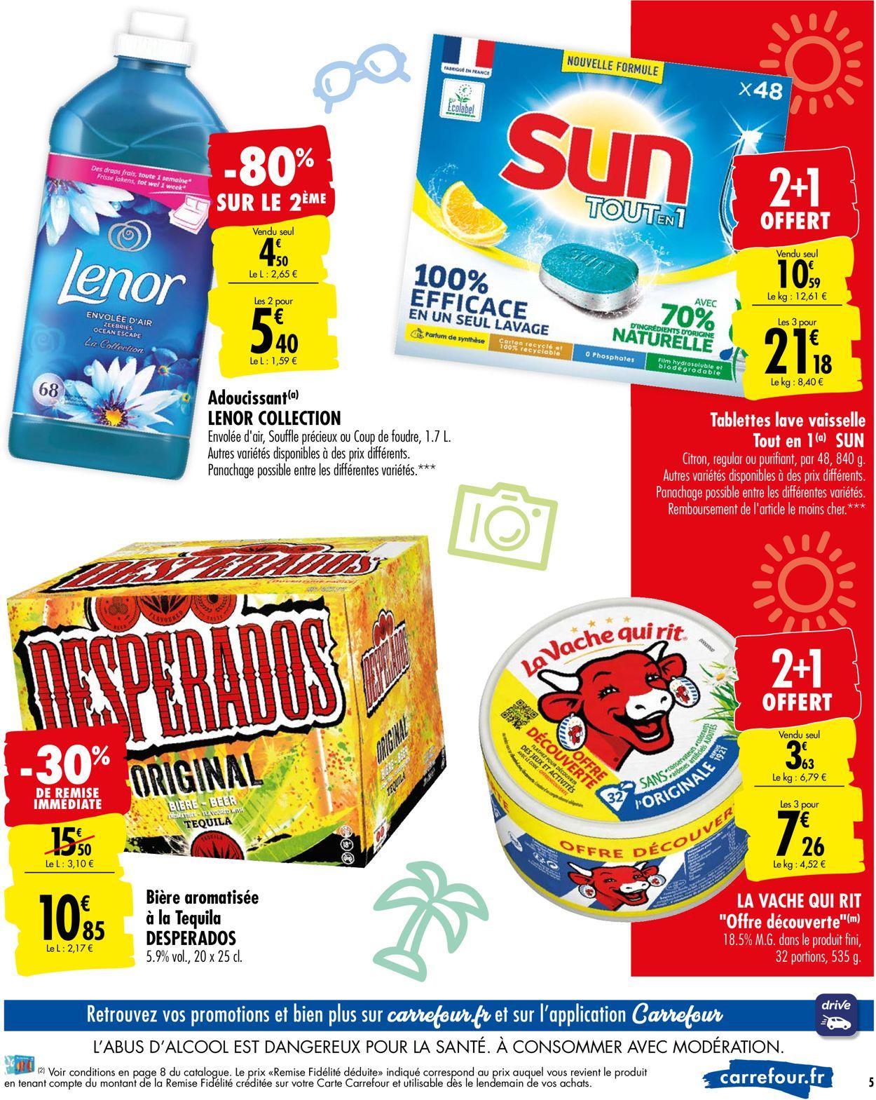 Carrefour Catalogue - 07.07-20.07.2020 (Page 5)