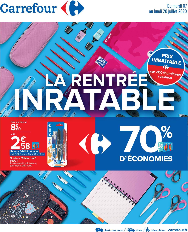 Carrefour Catalogue - 07.07-20.07.2020