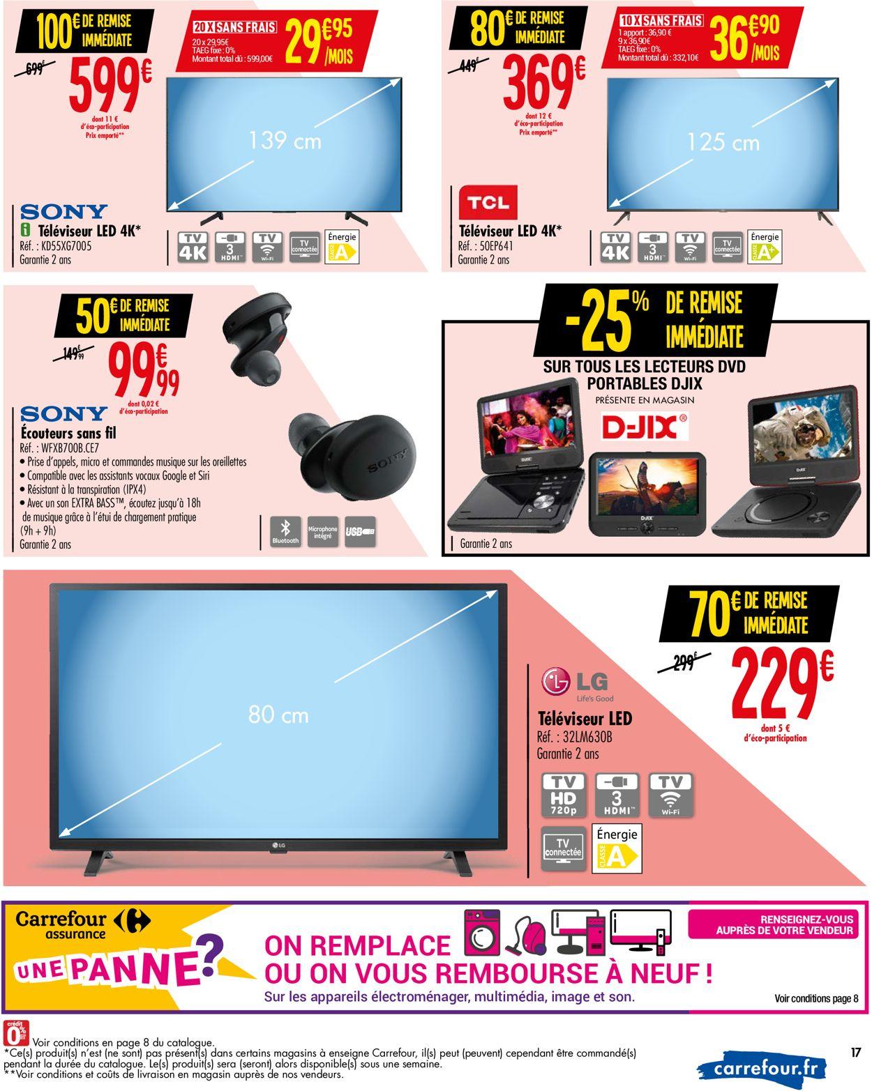 Carrefour Catalogue - 30.06-20.07.2020 (Page 17)
