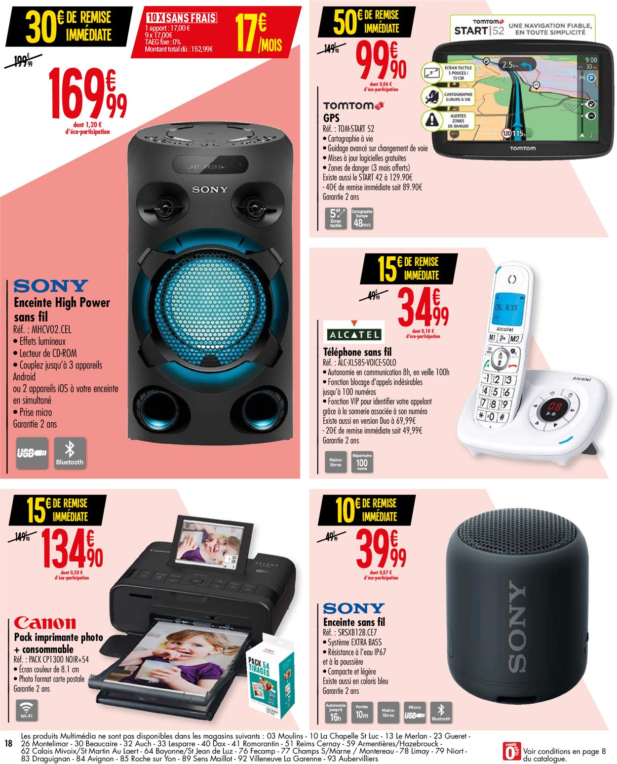 Carrefour Catalogue - 30.06-20.07.2020 (Page 18)