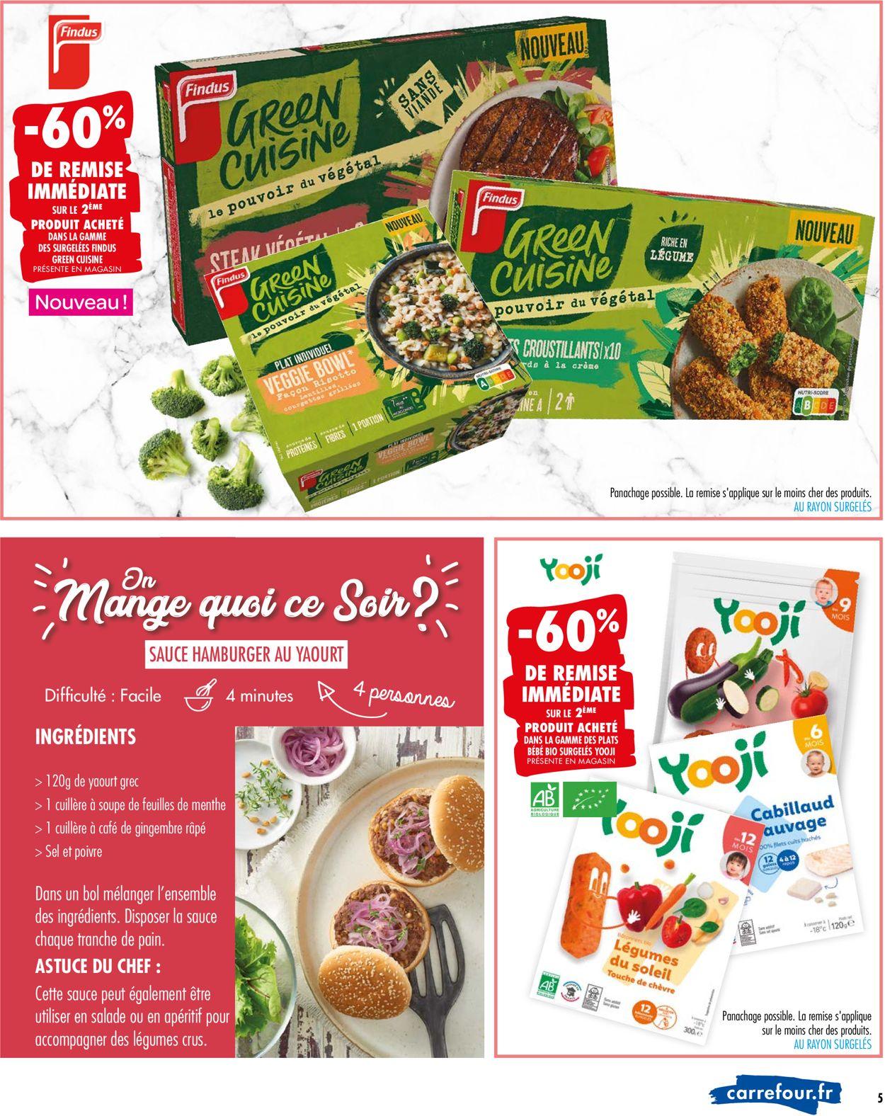 Carrefour Catalogue - 30.06-27.07.2020 (Page 5)