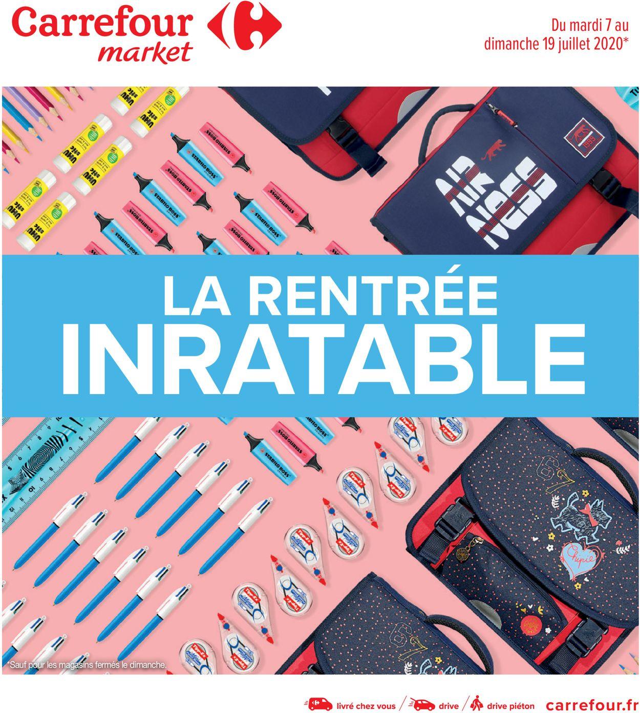 Carrefour Catalogue - 07.07-19.07.2020