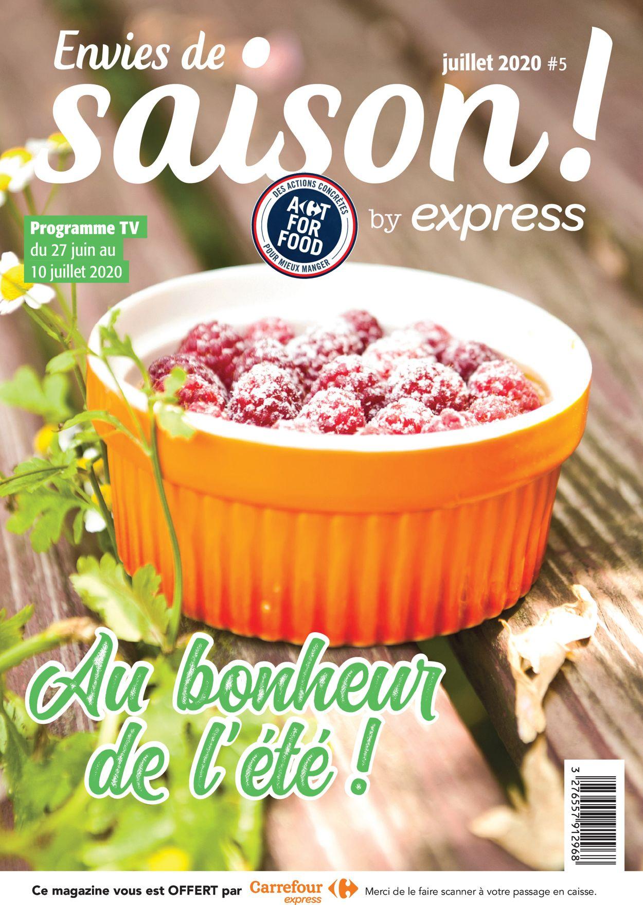 Carrefour Catalogue - 27.06-10.07.2020