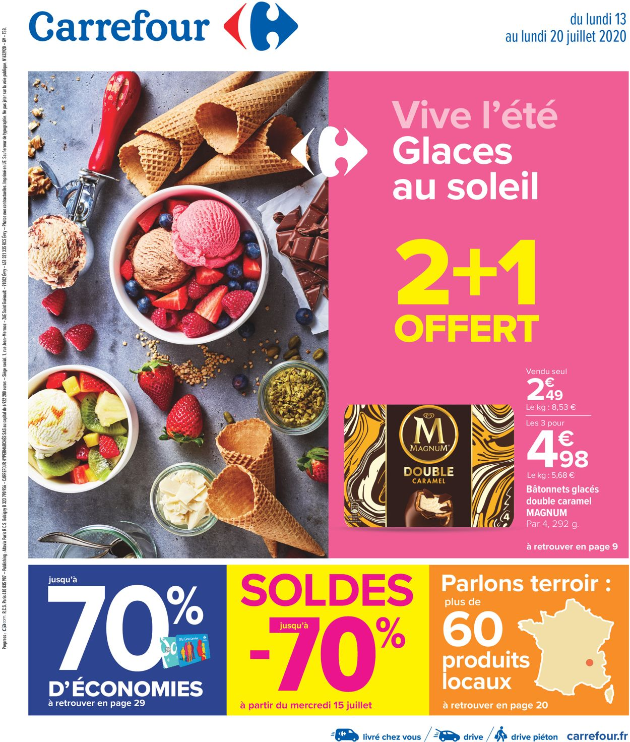 Carrefour Catalogue - 13.07-20.07.2020