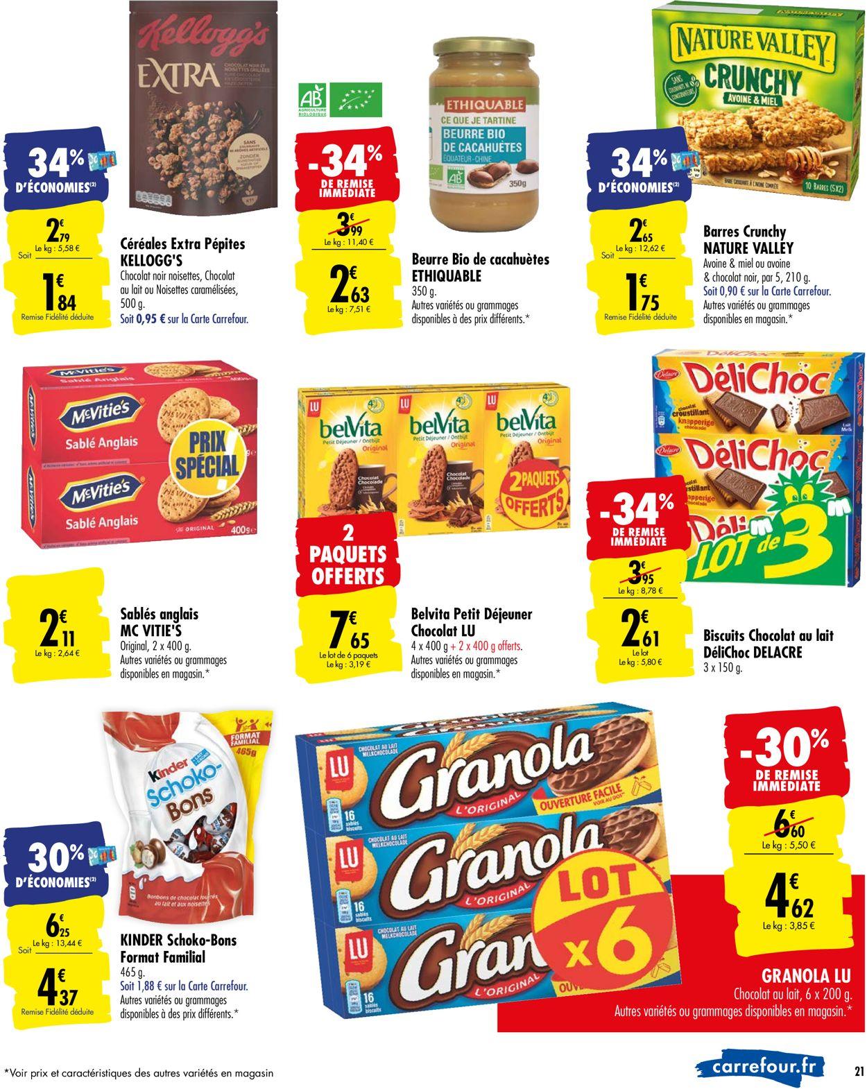 Carrefour Catalogue - 13.07-20.07.2020 (Page 34)