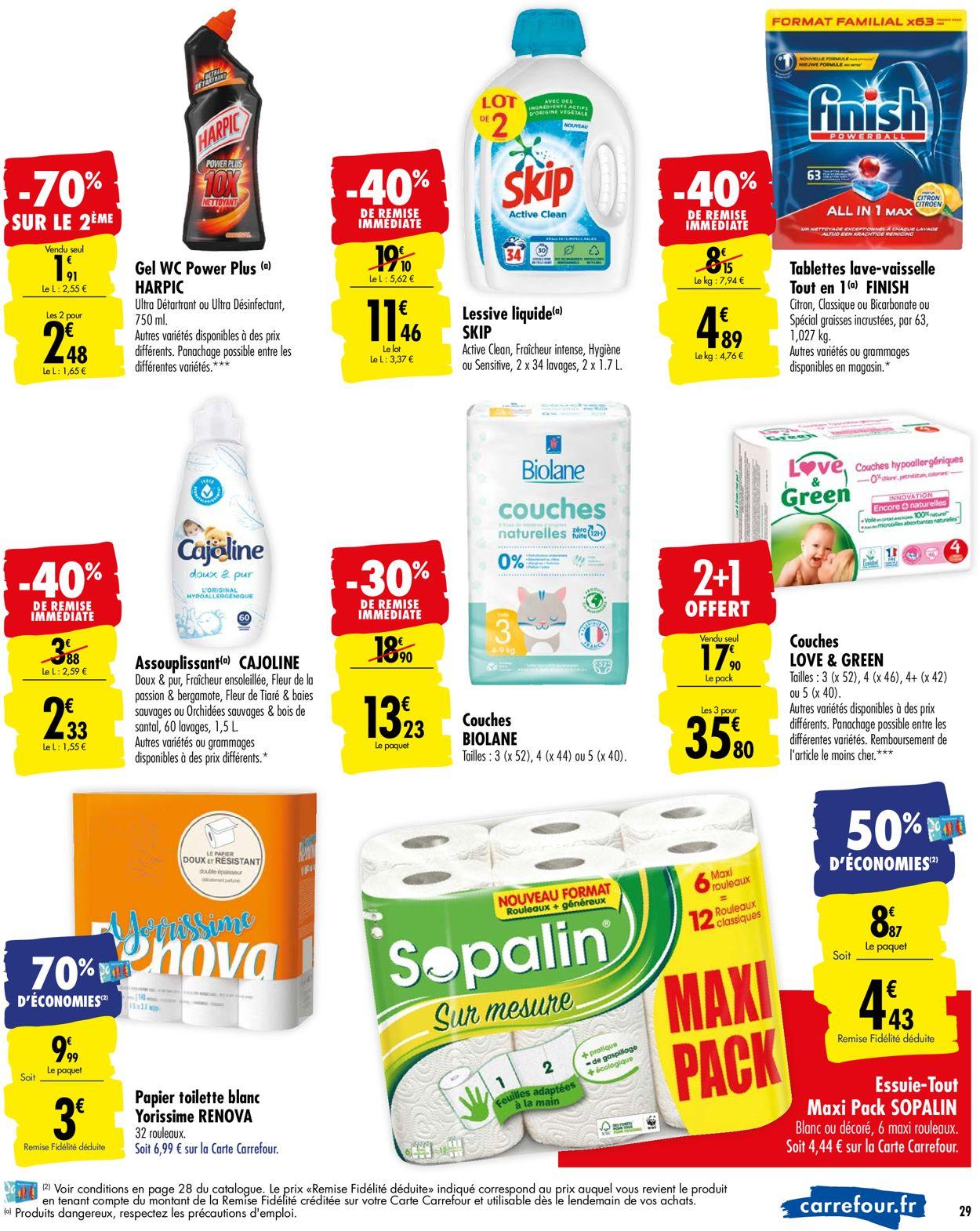 Carrefour Catalogue - 13.07-20.07.2020 (Page 45)