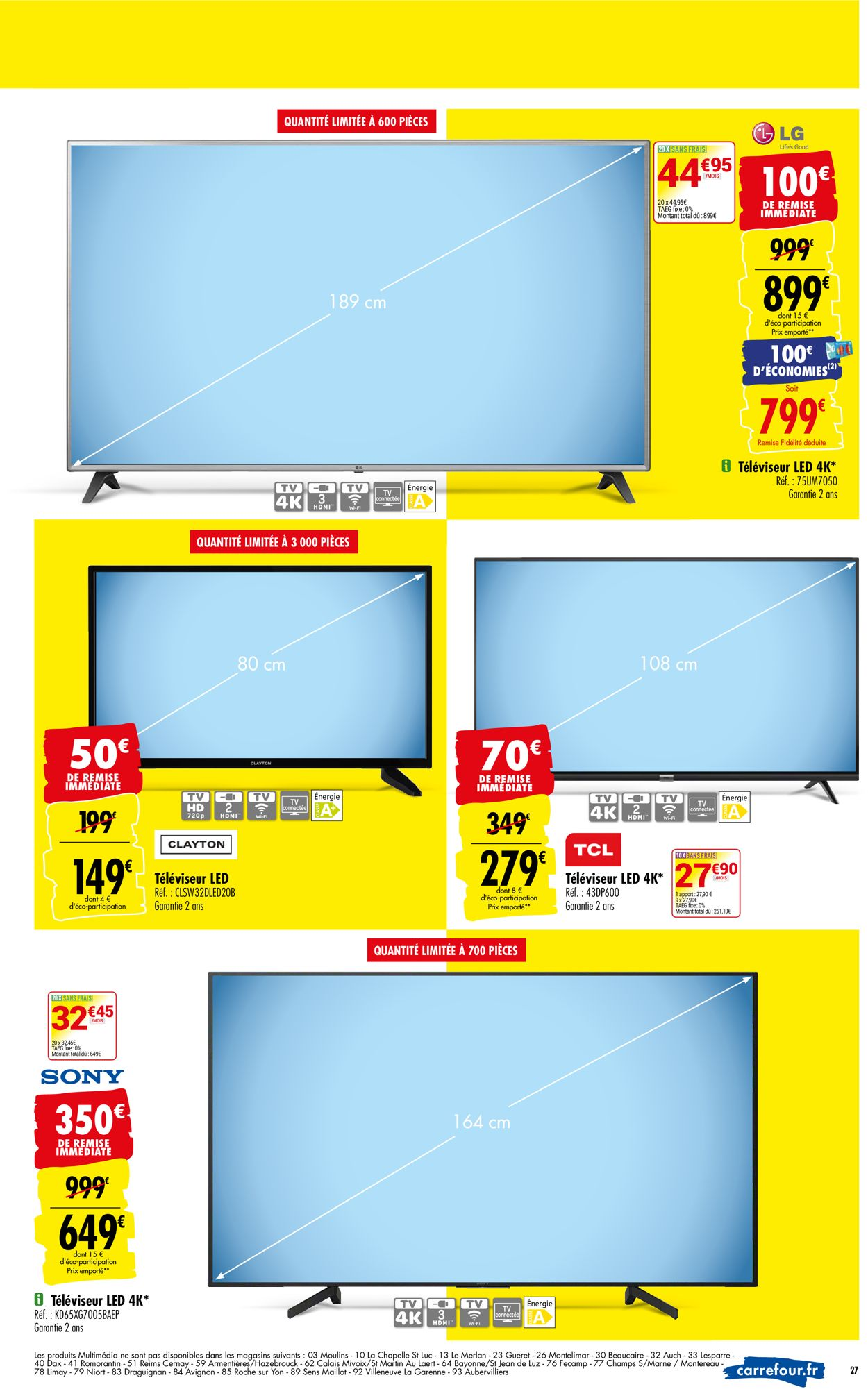 Carrefour Catalogue - 15.07-27.07.2020 (Page 27)