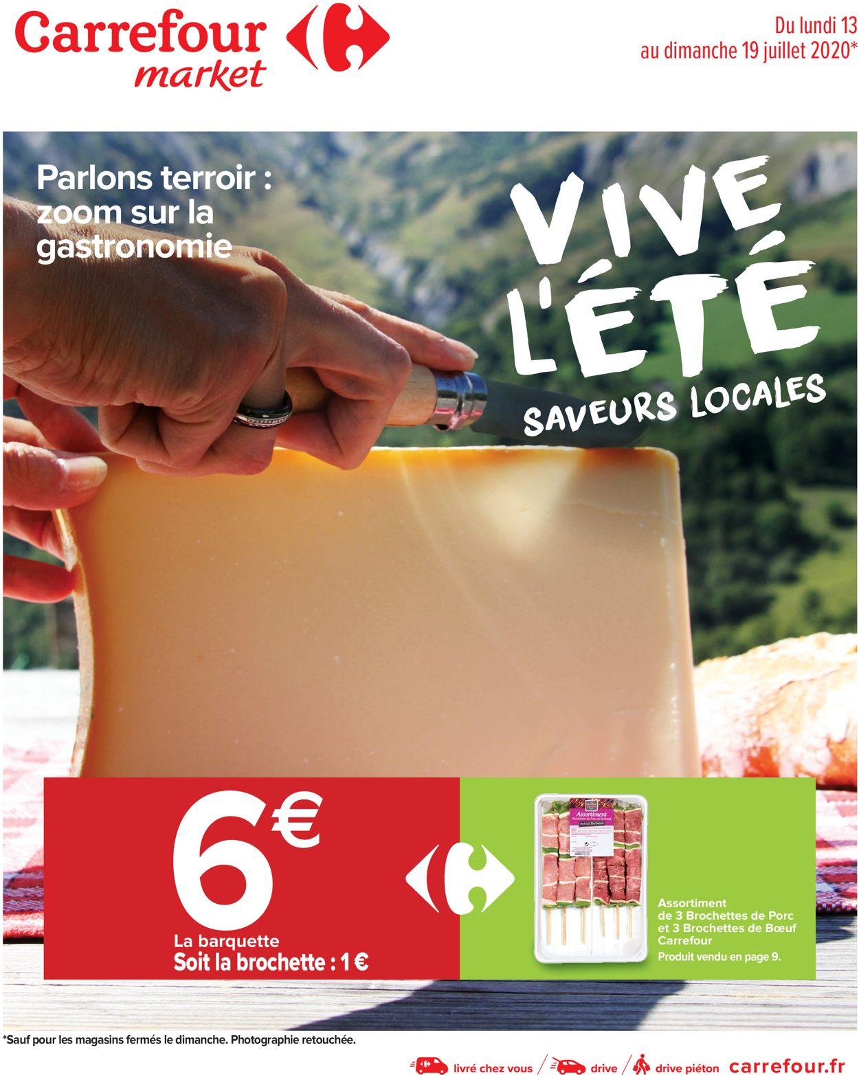 Carrefour Catalogue - 13.07-19.07.2020