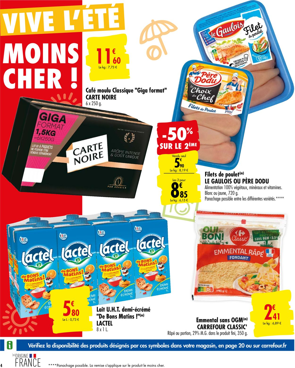 Carrefour Catalogue - 21.07-27.07.2020 (Page 4)