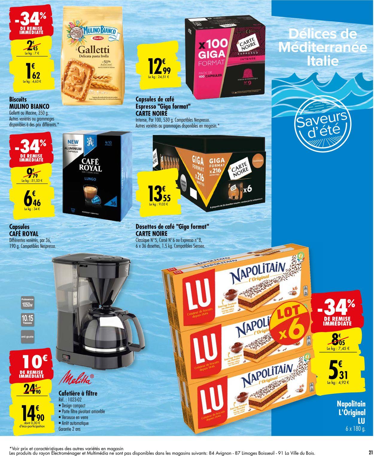 Carrefour Catalogue - 21.07-27.07.2020 (Page 21)