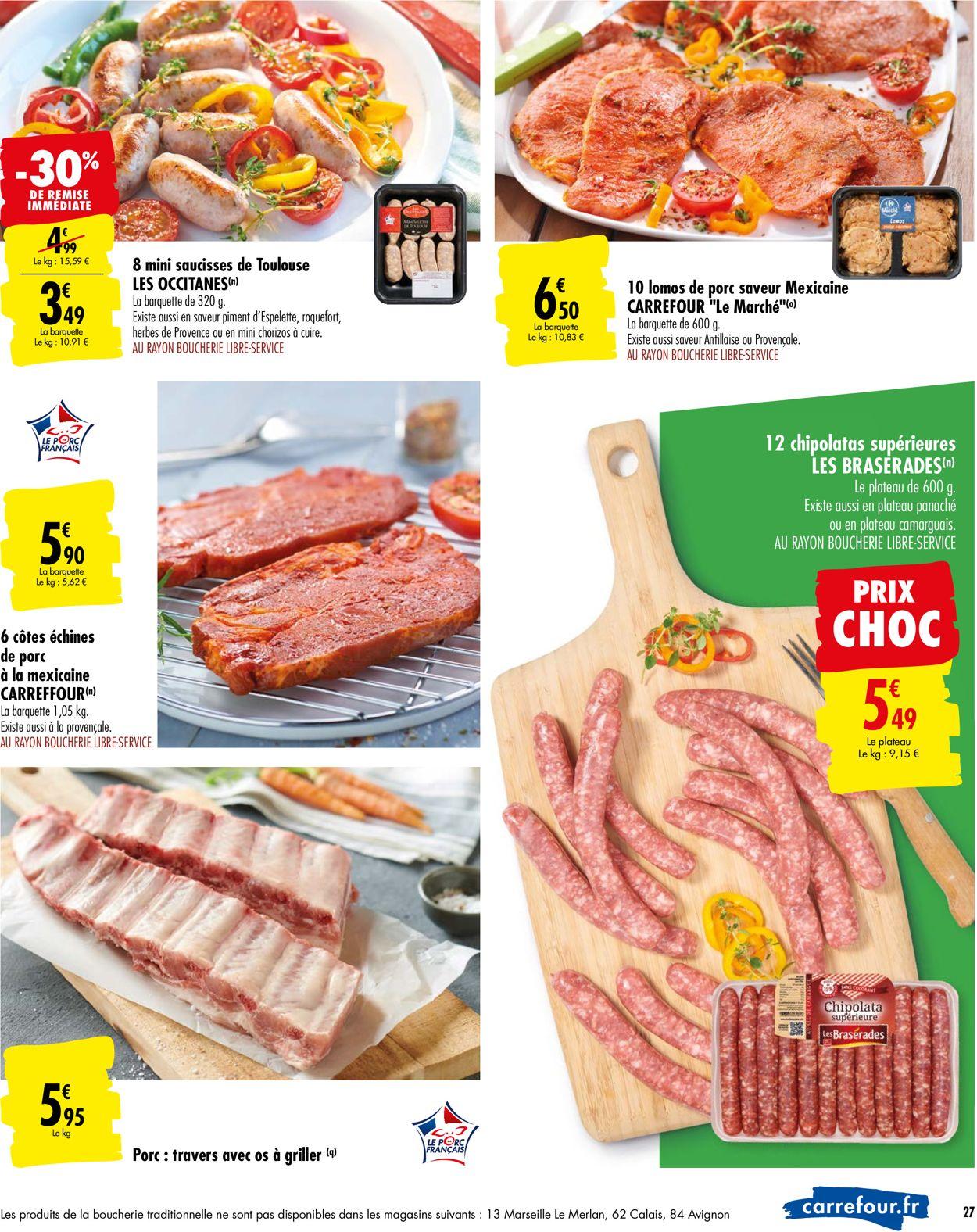 Carrefour Catalogue - 21.07-27.07.2020 (Page 27)