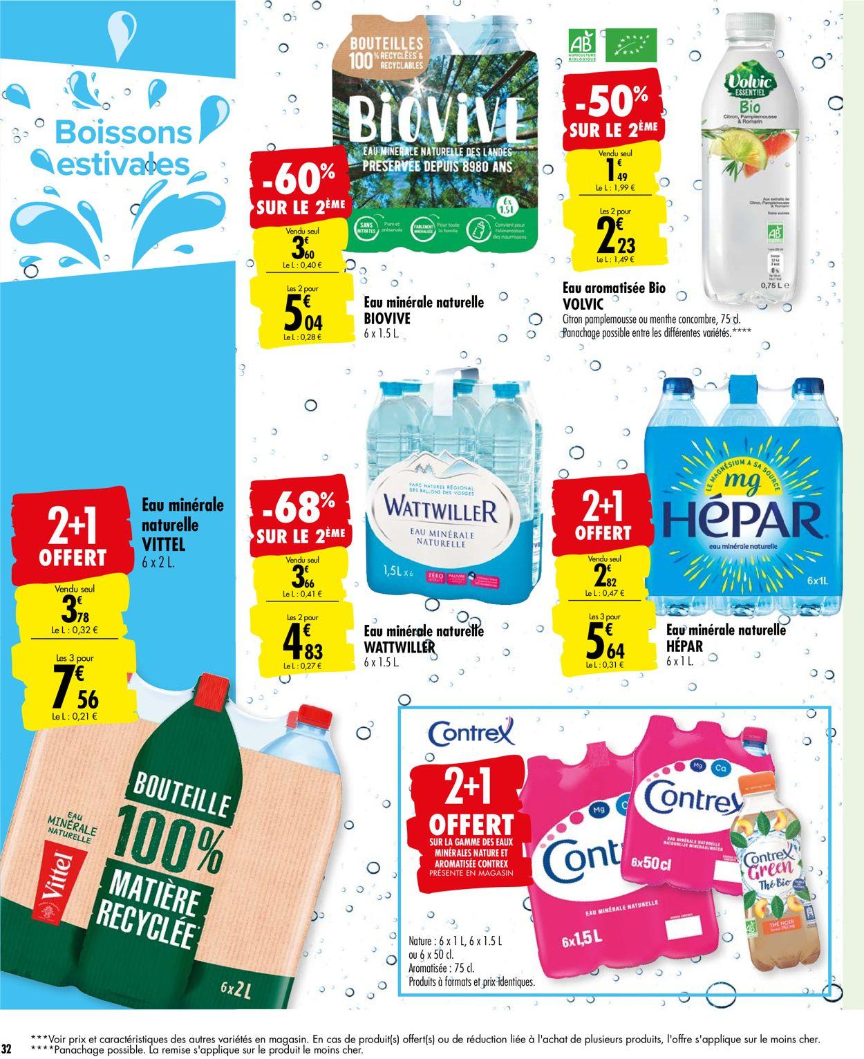 Carrefour Catalogue - 21.07-27.07.2020 (Page 32)
