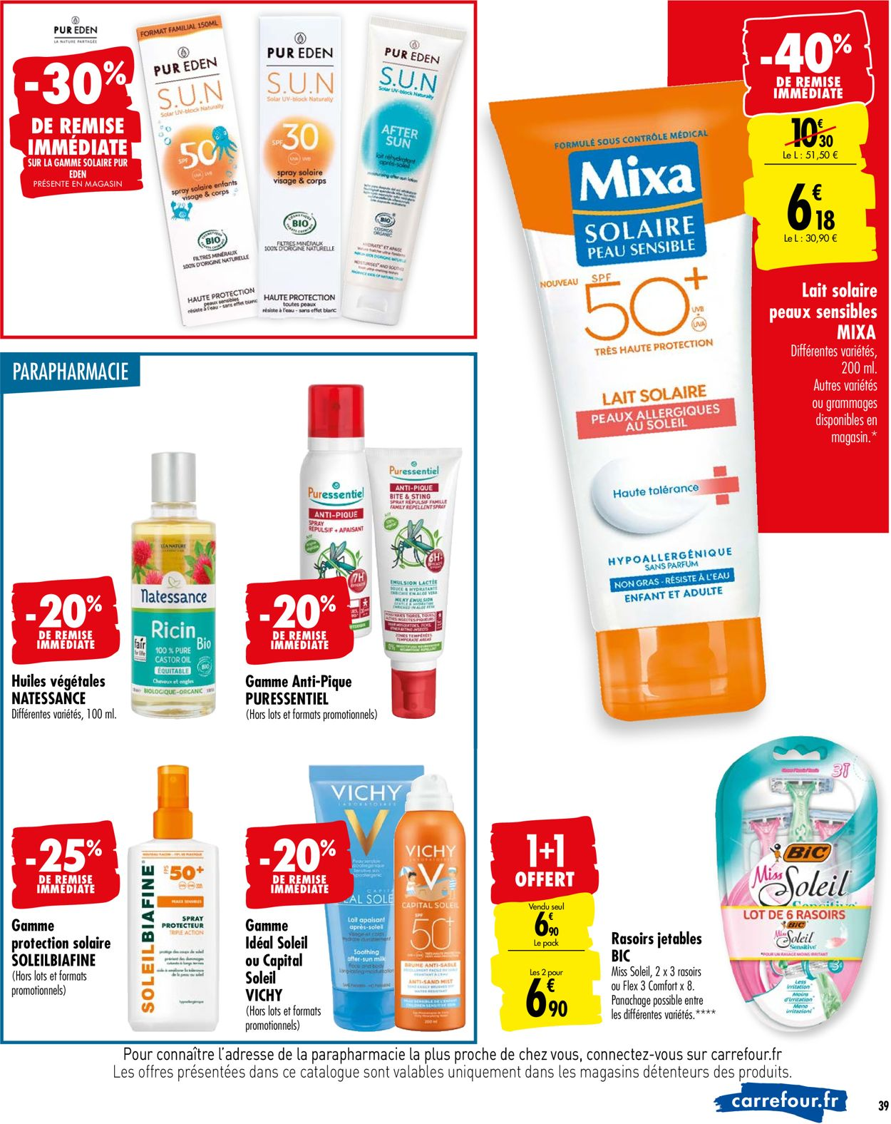 Carrefour Catalogue - 21.07-27.07.2020 (Page 39)