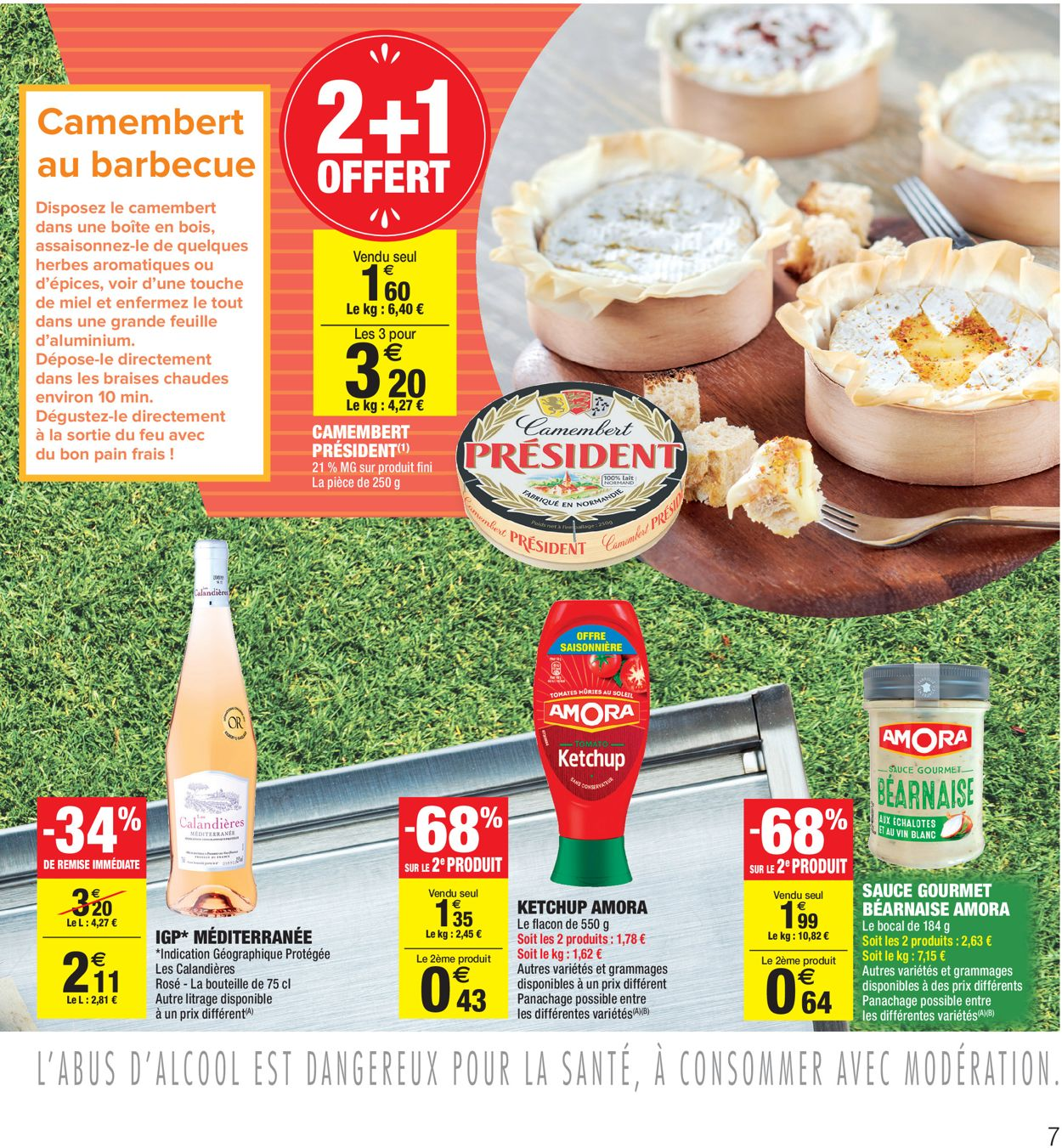Carrefour Catalogue - 21.07-02.08.2020 (Page 7)