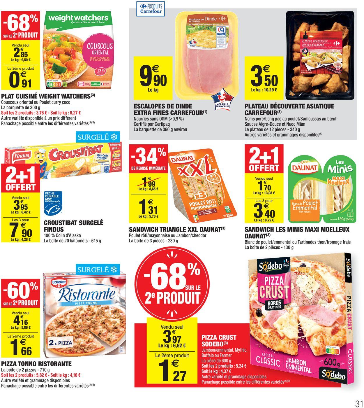 Carrefour Catalogue - 21.07-02.08.2020 (Page 31)
