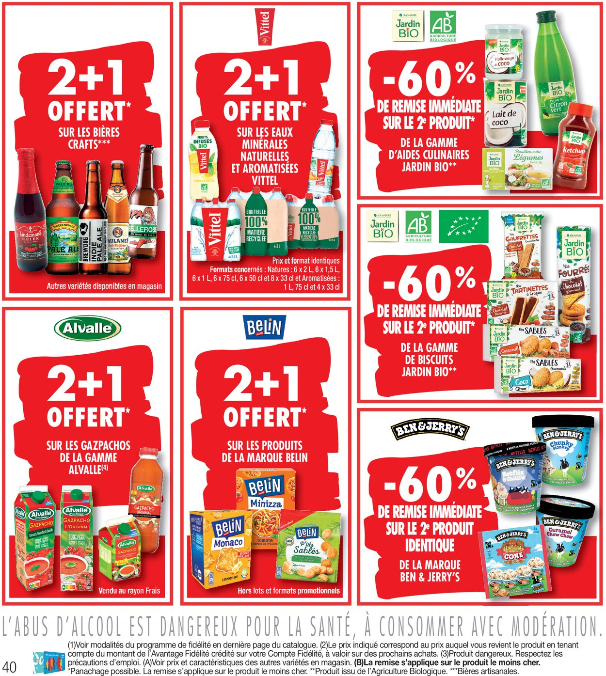 Carrefour Catalogue - 21.07-02.08.2020 (Page 40)