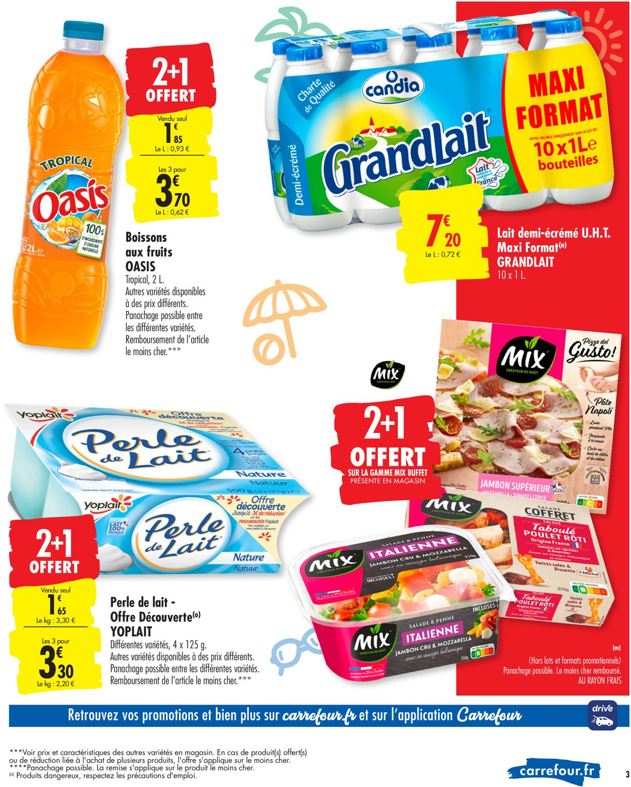 Carrefour Catalogue - 28.07-10.08.2020 (Page 3)
