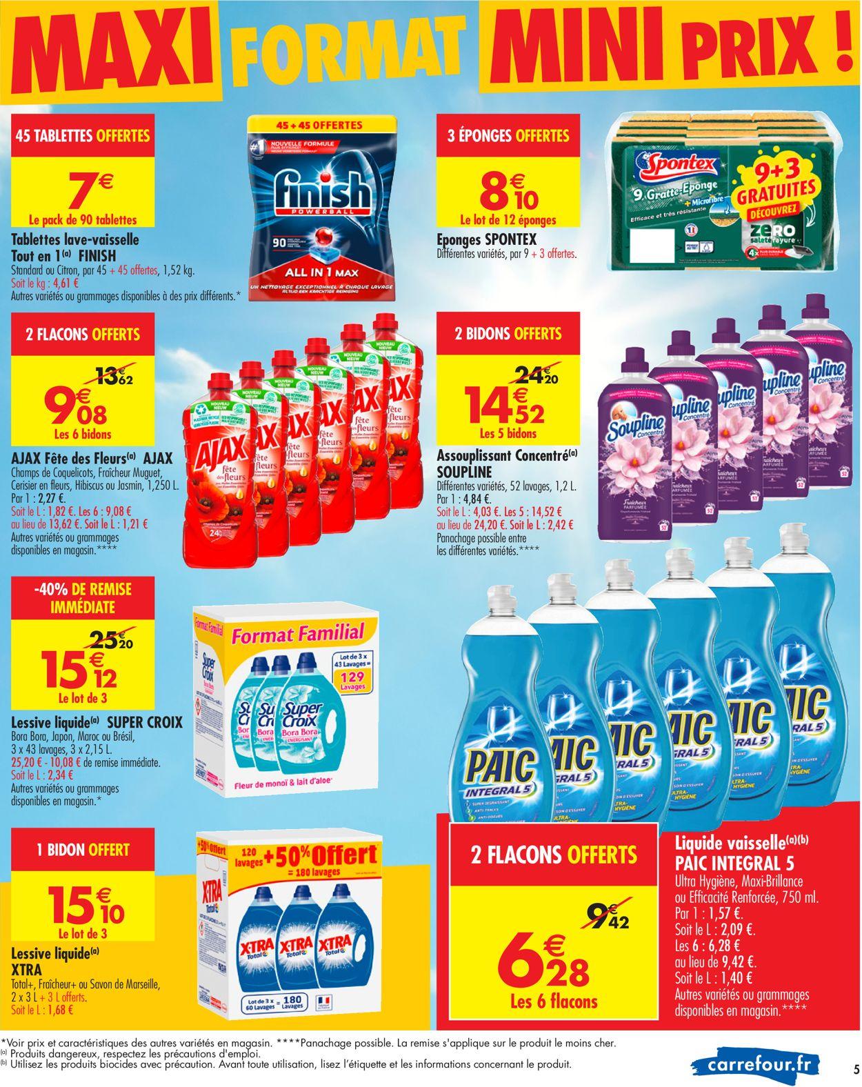 Carrefour Catalogue - 28.07-10.08.2020 (Page 5)