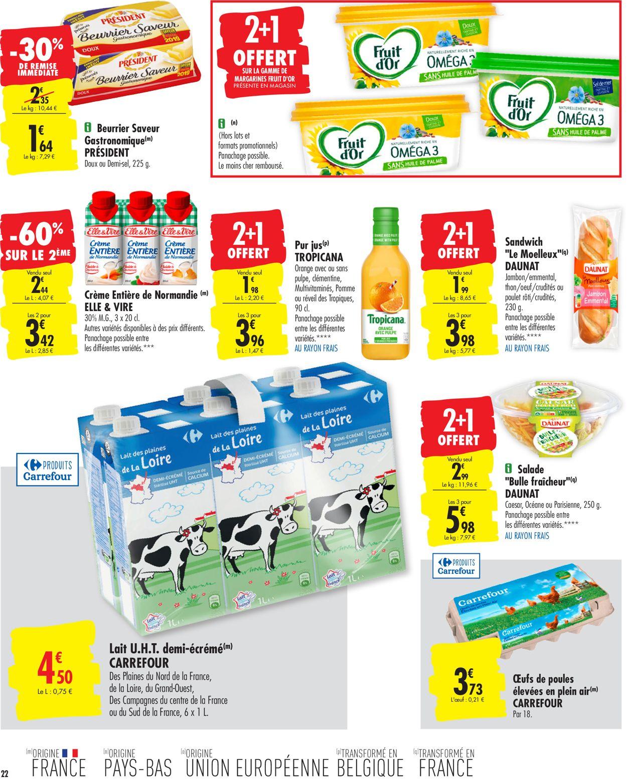 Carrefour Catalogue - 28.07-10.08.2020 (Page 22)